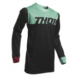 Thor Pulse Air Jersey Factor Black-Mint 2020 XL # SALE