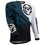 Moose Racing Qualifier Jersey Blue-White 2020