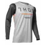 Thor Prime Pro Jersey Trend Charcoal-Gray Spring 2020