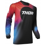 Thor Pulse Jersey Glow Black Spring 2020