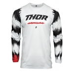 Thor Pulse Air Jersey Rad White-Red 2021