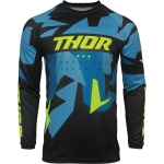 Thor Sector Jersey Warship Blue-Acid 2021
