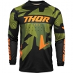 Thor Sector Jersey Warship Green-Orange 2021