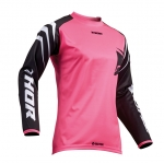 Thor Women's Sector Jersey Zones Black-Pink Ladies 2019 M - Ladies 36/38 # SALE