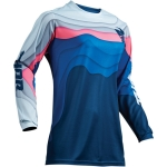 Thor Women's Pulse Jersey Depths Ocean-Pink Ladies 2019 XL - Ladies 42 # SALE