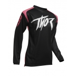 Thor Women's Sector Jersey Link Pink 2020-2021