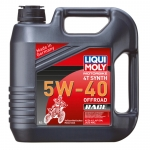 Liqui Moly Motorbike 4T Synth 5W/40 Offroad Race 4 Liter