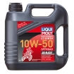 Liqui Moly Motorbike 4T Synth 10W/50 Offroad Race 4 liter