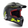ProGrip 3095 Helm Black-Yellow Fluo