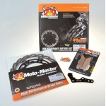 Moto-Master Brake Disc Kit Flame Floating Kit Honda CRF 250R 19-, RX 19-, 450R 19-, RX 19- Front