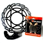 Moto-Master ∅270 Flame Floating Brake Disc Kit KTM, Husqvarna, Husaberg front