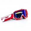 ProGrip Brille 3200 Moto Multilayered Red