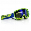 ProGrip Brille 3200 Moto Multilayered Green