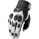 Thor Defend Gloves Black-White 2017-2018 # SALE