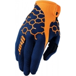 Thor Draft Handschuhe Comb Navy-Orange 2017-2018 # SALE