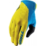 Thor Draft Gloves Indi Yellow-Blue 2017-2018 # SALE
