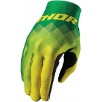 Thor Invert Gloves Pix Green 2017-2019 # SALE