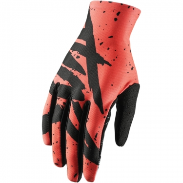 Thor Void Gloves Hype Coral-Black Spring Release 2018