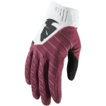 Thor Rebound Gloves Maroon-White 2019 # SALE