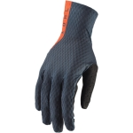 Thor Agile Gloves Midnight-Red Orange 2019-2020 # SALE