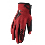 Thor Sector Gloves Red 2020-2021