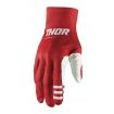 Thor Agile Plus Gloves Red 2021