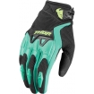 Thor Women's Spectrum Handschuhe Black-Teal Ladies 2017 SALE