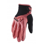 Thor Women's Spectrum Gloves Coral-Black Ladies 2020 # SALE