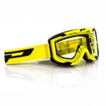 ProGrip Brille 3400 Mid Line Yellow
