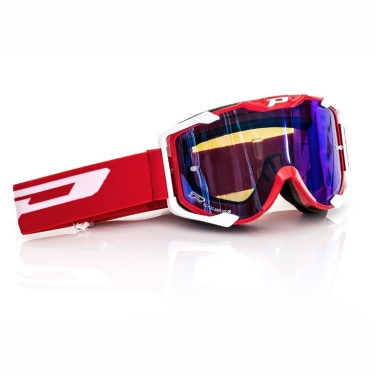 ProGrip Goggle 3404 Multilayered Red