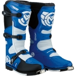 Moose Racing M1.3 MX Boots Blue