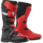 Thor Blitz XP Boots Red-Black 2019-2020