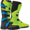 Thor Blitz XP Boots Flo Green-Black 2019-2020