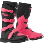 Thor Women's Blitz XP Boots Black-Pink Ladies 2019-2021