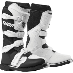 Thor Women's Blitz XP Boots Black-White Ladies 2019-2021