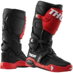 Thor Radial Boots Red-Black 2019-2020