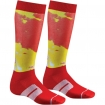 Thor MX Socken Moto Sub Red-Yellow 2018