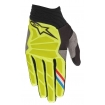 Alpinestars Aviator Handschuhe Yellow Fluo-Black 2019