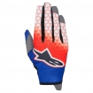 Alpinestars Youth Radar Gloves Flight Red-Blue-White Kids 2017