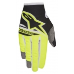 Alpinestars Youth Radar Handschuhe Flight Black-Fluo Yellow Kids 2018