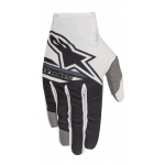 Alpinestars Youth Radar Handschuhe Flight White-Black Kids 2018