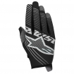 Alpinestars Youth Radar Gloves Tracker Black-White Kids 2017