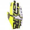 Alpinestars Dune Gloves Yellow Fluo-Black-White 2017