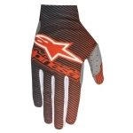 Alpinestars Dune-1 Handschuhe Fluo Orange-Dark Blue 2018
