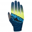 Alpinestars Dune Gloves Dark Blue-Yellow Fluo-Cyan 2017