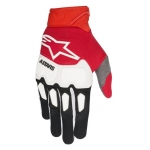 Alpinestars Racefend Handschuhe Black-Red-White 2018