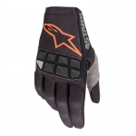 Alpinestars Racefend Gloves Black-Orange 2020