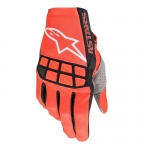 Alpinestars Racefend Gloves Bright Red-White 2020