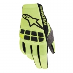 Alpinestars Racefend Gloves Yellow Fluo-Black 2020