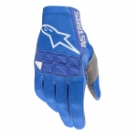 Alpinestars Racefend Gloves Blue-White 2020